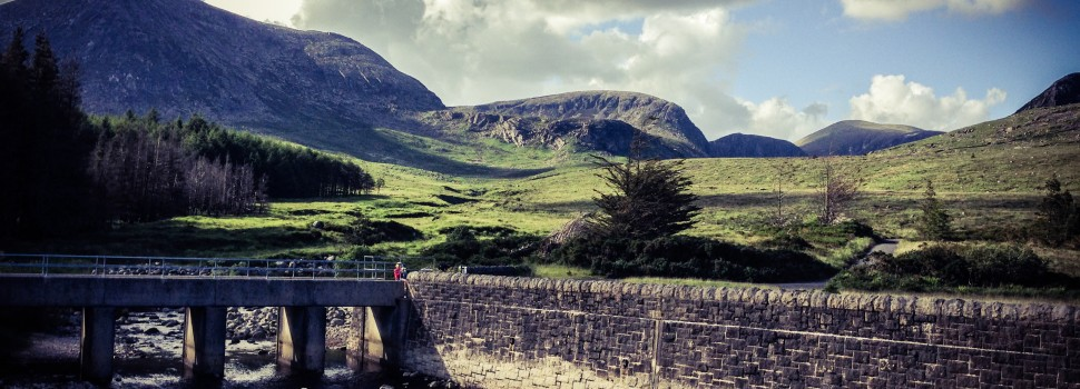 The Mourne Mountains. #liveitexperienceit
