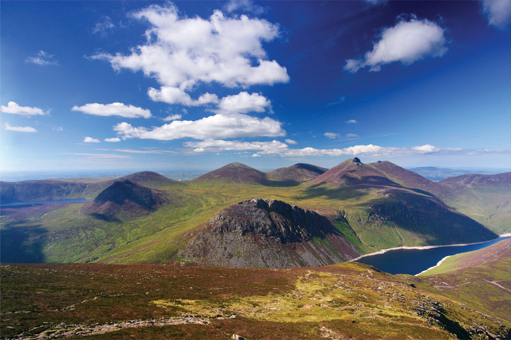 #liveitexperienceit - The Mournes win Best View in The Countryman's Poll