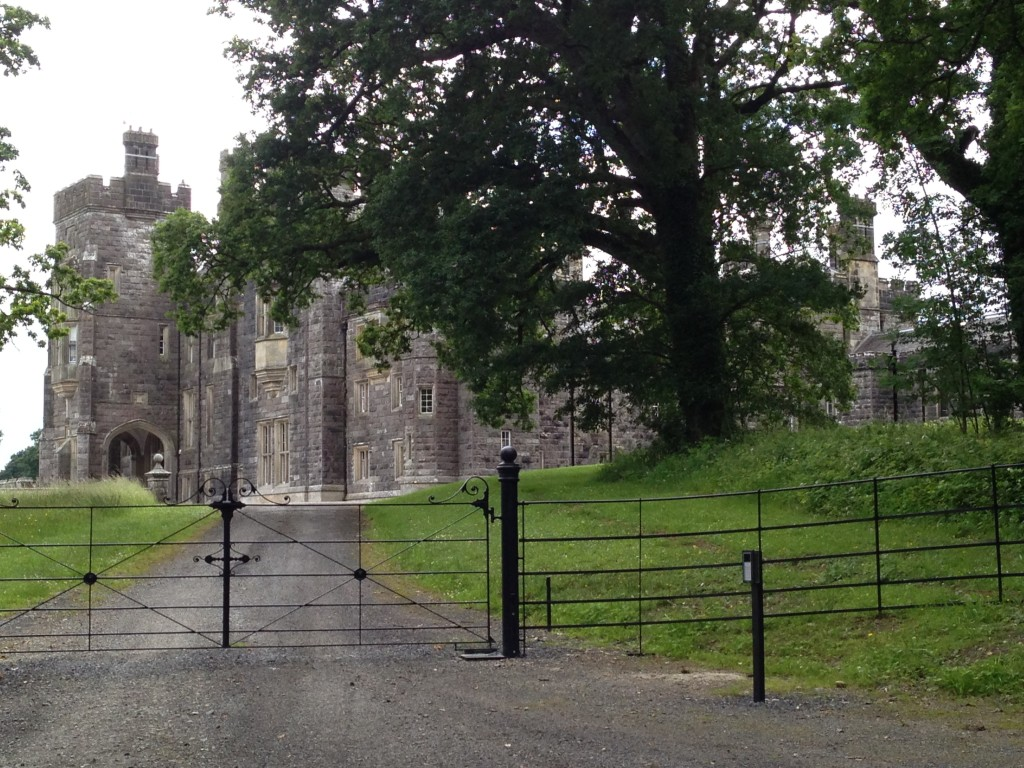 Crom Castle at Crom Estate County Fermanagh