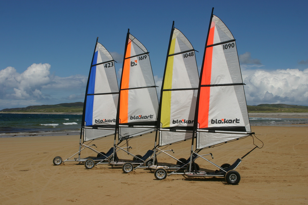 Blokart World is based in Ballymena, County Antrim