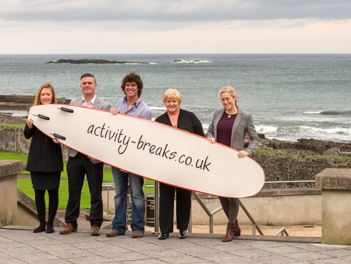 BLOG - The launch of Activity Breaks UK to promote Northern Ireland tourism