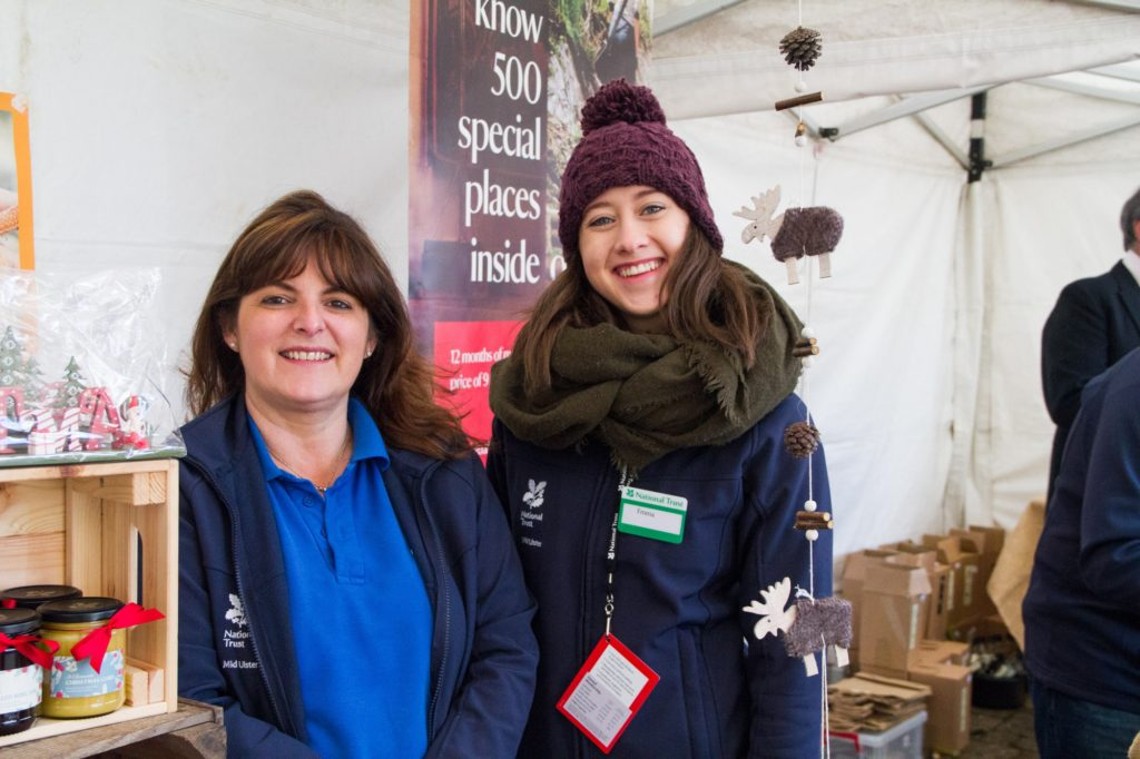 BLOG - The Caledon Village Georgian Festival welcomes the National Trust NI