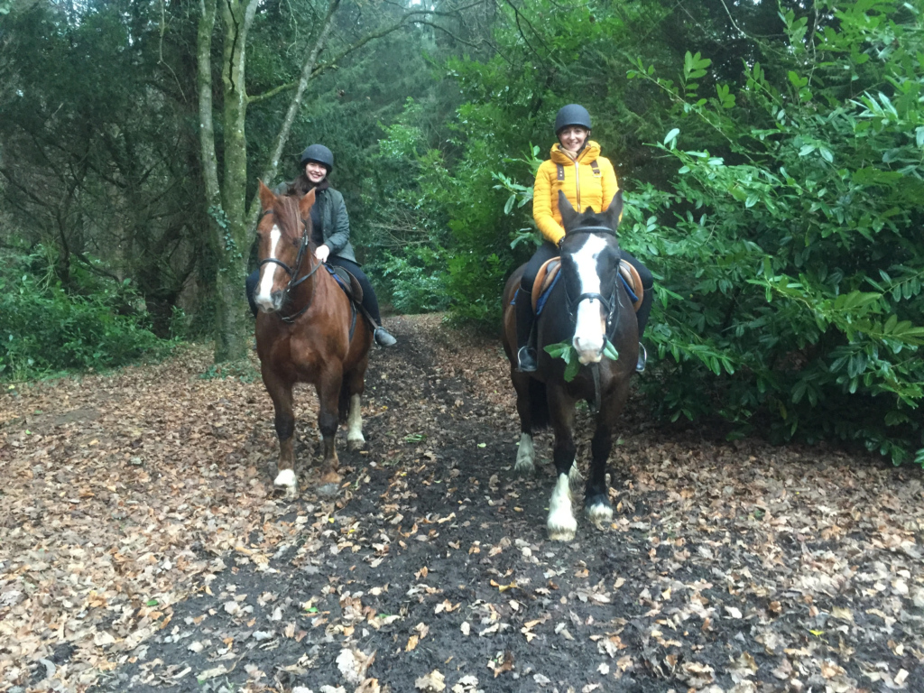 Castle Leslie on horseback - a country retreat to explore on horseback