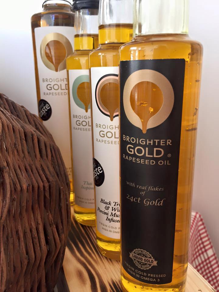 BLOG - Live It Experience It Picnic Places Broighter Gold Rapeseed Oil
