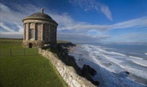 BLOG - 13 Things To Do In Northern Ireland - Mussenden Temple