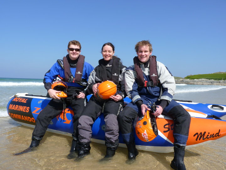 BLOG - Eleanor McGillie enjoys water, land and air based activities in Northern Ireland - Live It Experience It - zapcats 2