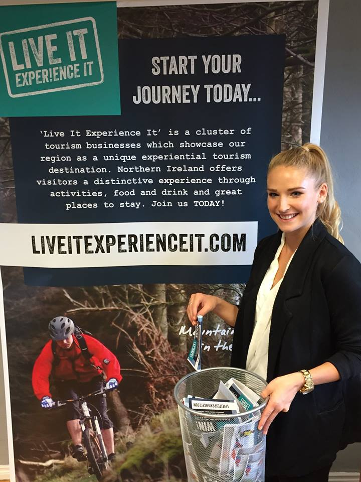 BLOG - Official launch of Live It Experience It