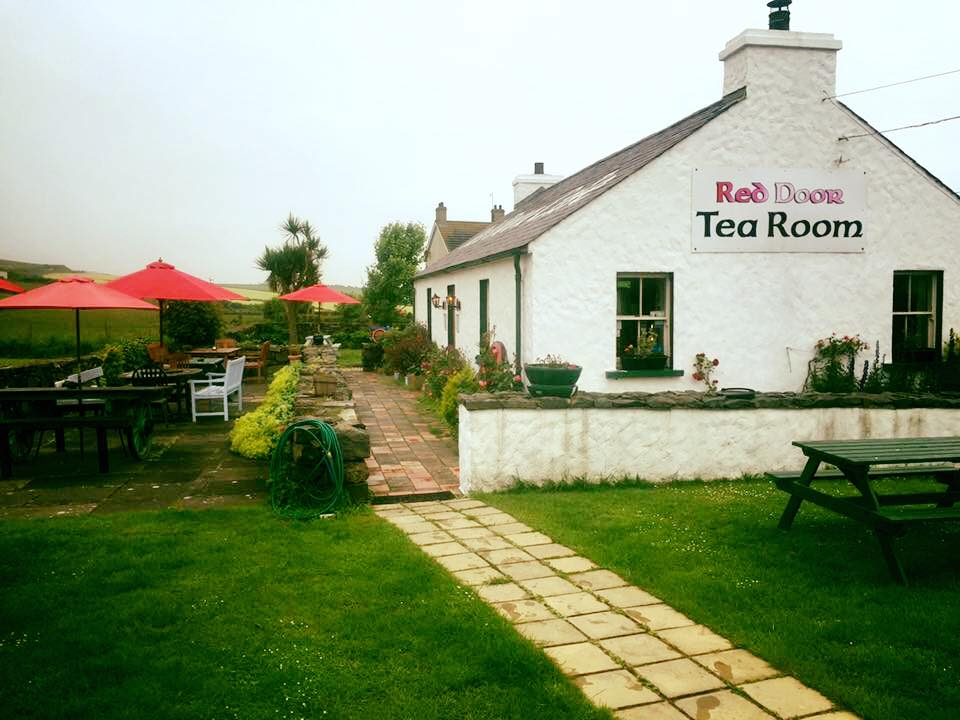 BLOG - The Live It Experience It guide to the North Coast tearooms and coffee houses for the North West 200