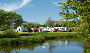 Ballyness Caravan Park is a great place to stay on our stunning North Antrim Coast