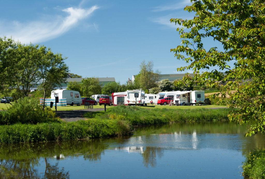 Ballyness Caravan Park is an award winning park on our North Antrim Coast in Northern Ireland
