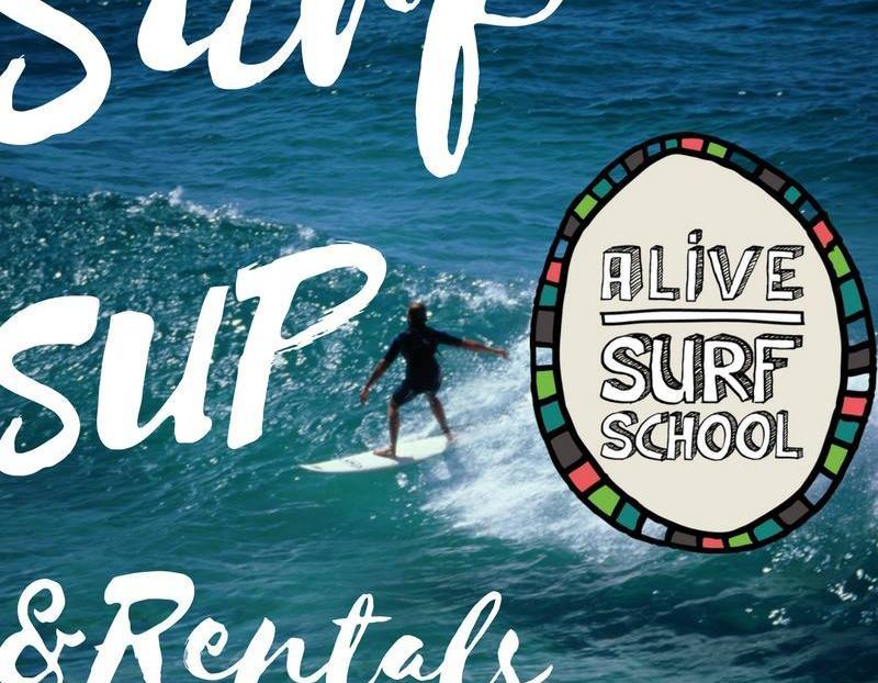 Alive Surf School