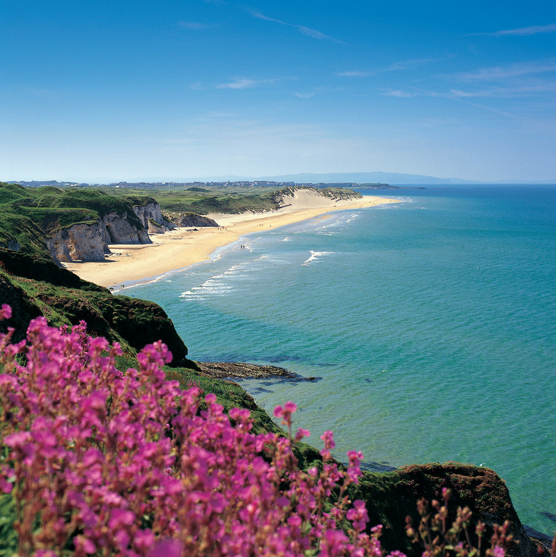 BLOG - Top 10 best beaches to explore on the North Coast - Picture courtesy of Tourism NI