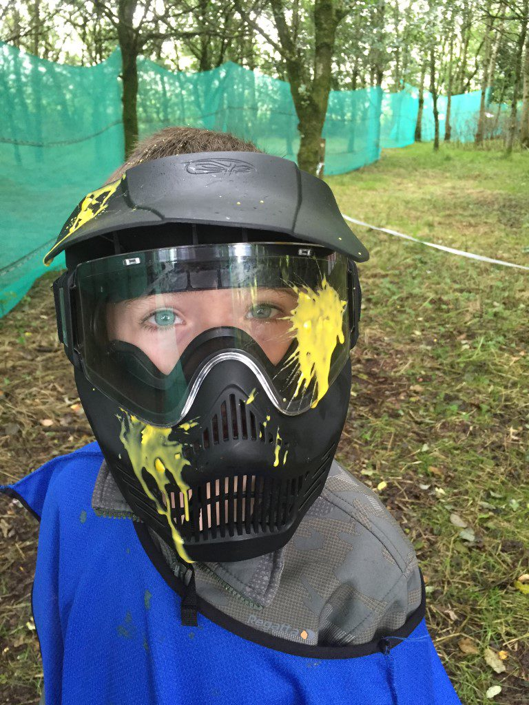Breckenhill is an outdoor activity centre where you can enjoy some Splatball Paintball. LIEI_01