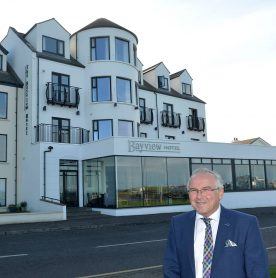 Bayview Hotel in portballintrae is a NW200 sponsor and Live It Experience It member