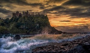 Mark Rodgers of Dalriada Kingdom Tours will take you on a tour of Dunluce Castle