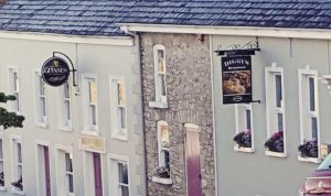 Digby's Bar and Restaurant - on Killylea Main Street, Co Armagh