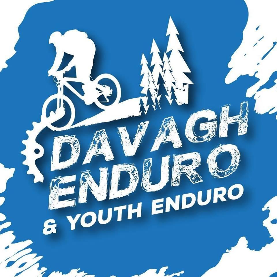 Davagh Enduro Logo