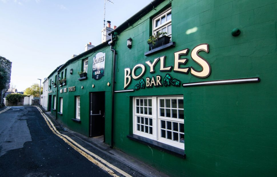 Boyles of Dromore - Live It Experience It