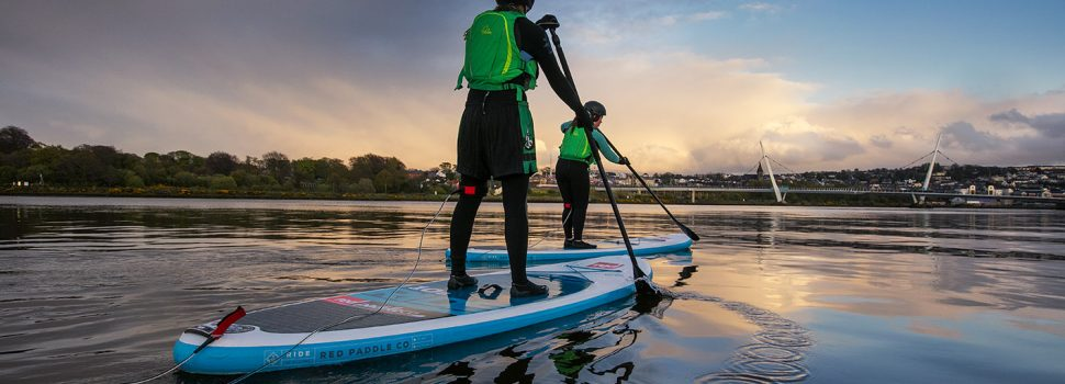 Far and Wild Standup Paddle Boarding Northern Ireland Live It Experience It