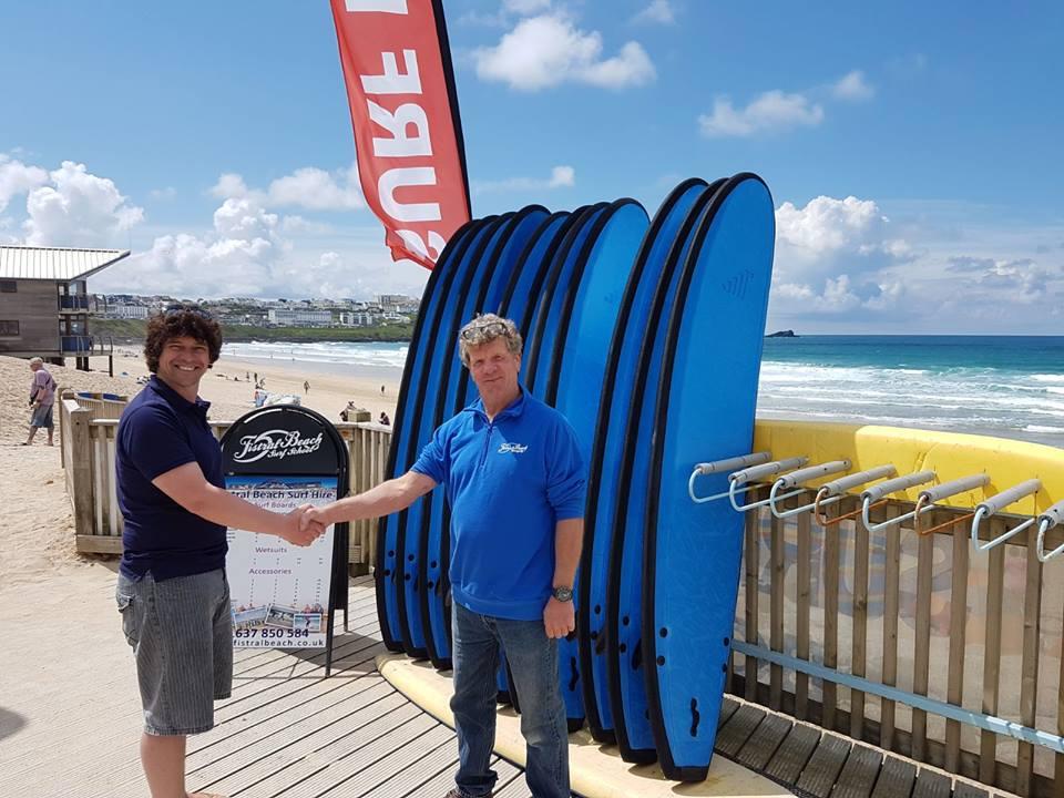 Skunkworks Surf Co in Cornwall
