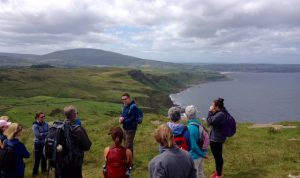 Nine Glens Walking Tours - An Bhinn Mhor 16th July 2017 1