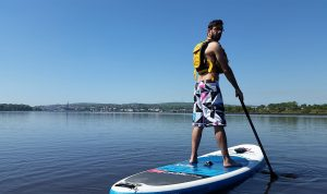 Feabhail's Flurry - Stand Up Paddleboarding in Lough Foyle with Far and Wild - A Live It Experience It Member