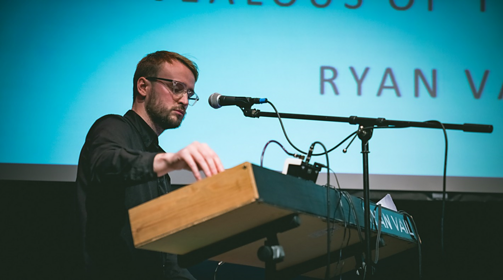 Ryan Vail_will plat at The Arcadia Portrush at the Atlantic Sessions