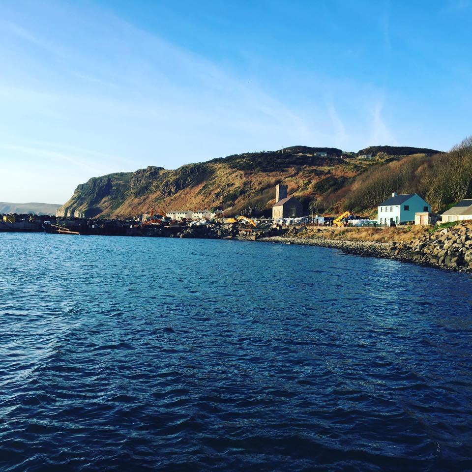 Rathlin Island Walking Tour with Nine Glens Walking Tours