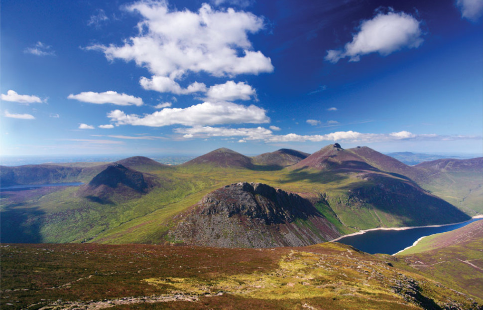 #liveitexperienceit - The Mourne Mountains win Best View in The Countryman's Poll
