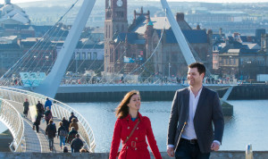 Live It Experience It, a tourism cluster in Northern Ireland, was delighted when the editor of the Cornish Guardian wrote a feature of Derry for us.