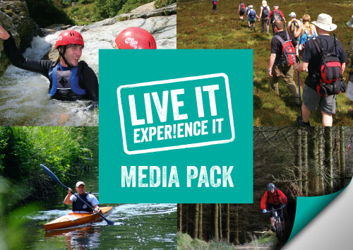 View the Live It Experience It Media Pack
