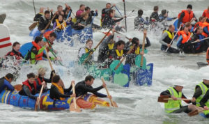 BLOG - 13 Things To Do in Northern Ireland - Portrush Raft Race