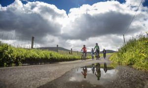 road cycle sperrins Far and Wild