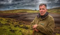Mark Rodgers of Dalriada Kingdom Tours delivering an authentic story of our stunning North Coast. IMG_2047