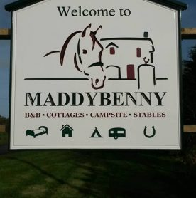 Welcome to Maddybenny