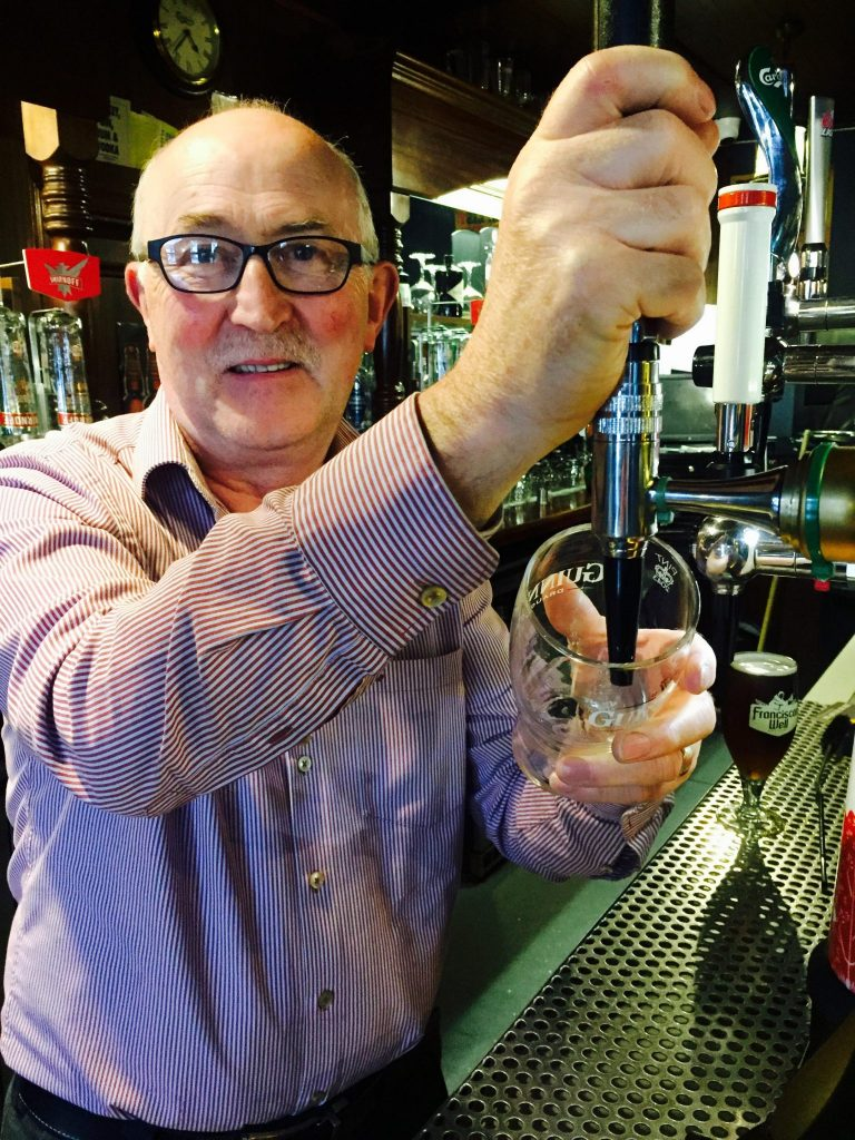 Digby's Bar and Restaurant owner Michael Macklin