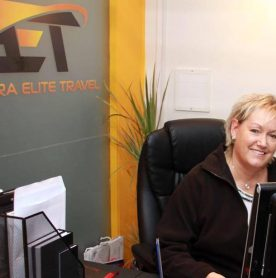 Frances Galbraith of Glenara Elite Travel