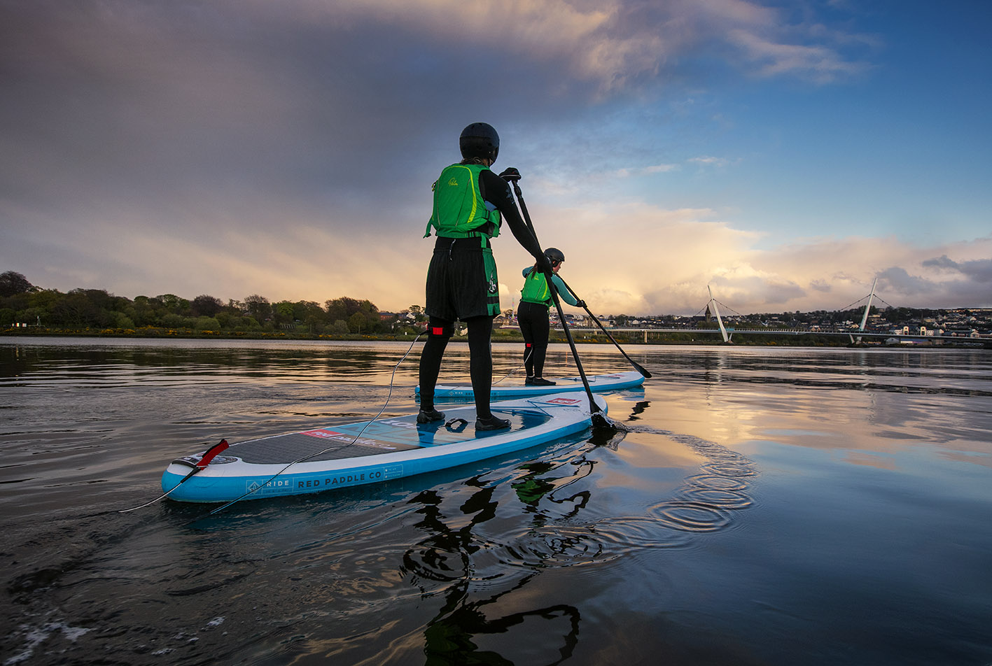 Stand Up Paddling Boarding (3)