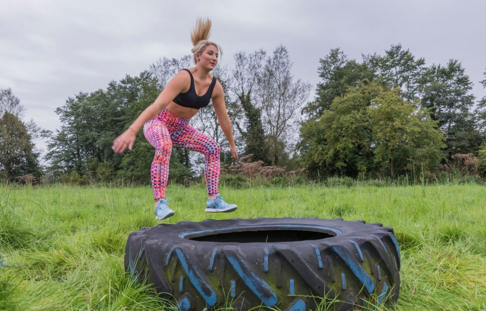 Rebecca Irwin of Go Fitness - Go Fitness is a Live It Experience It member