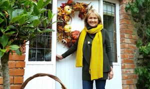 Jenny Bristow at her cookery school