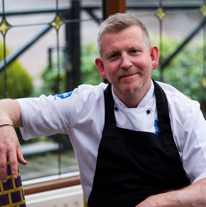 Chef Dean Coppard