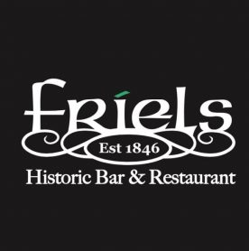 Friel's Historic Bar and Restaurant logo