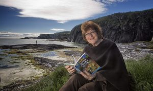 Liz Weir, owner of Ballyeamon Hostel, at Ballintoy