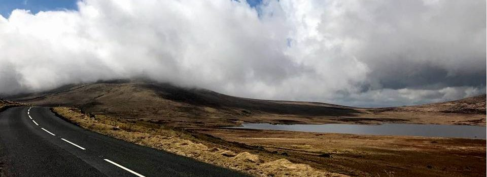 Take a roadtrip through the Silent Valley, in the Mourne Mountains, Co Down