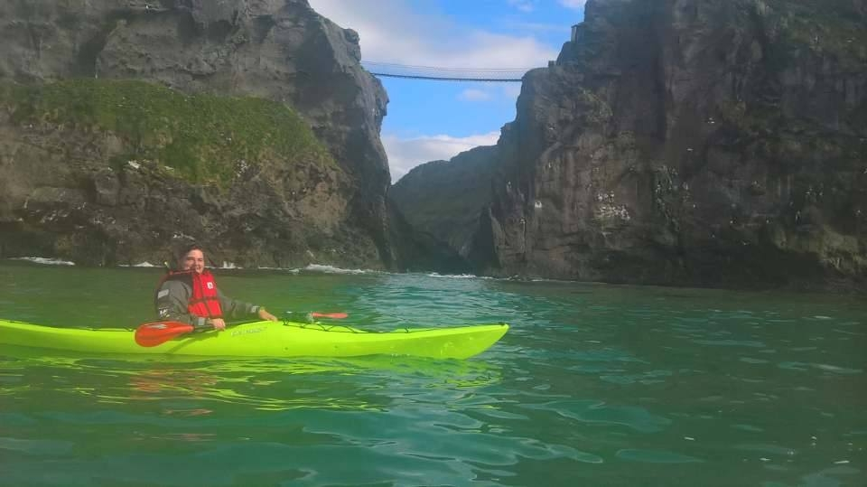 Take a tour with Causeway Coast Kayaking Tours