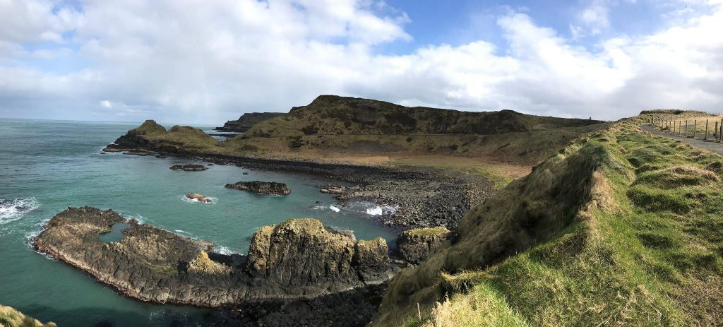 Cliff path walk with Dalriada Kingdom Tours this Bank Holiday weekend