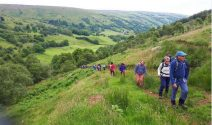 Nine Glens Walking Tours leading visitors through the glens - a Live It Expereince It member