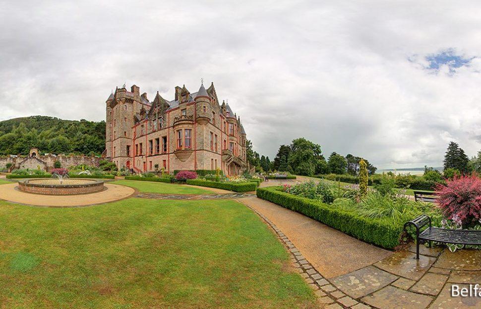 Belfast Castle by Visrtual Visit Tours - a Live It Experience It member