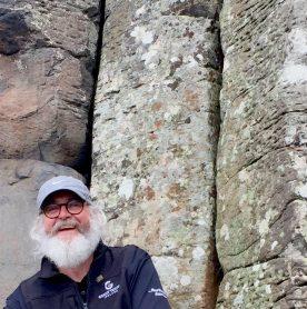 Flip Robinson of Giant Tours Ireland