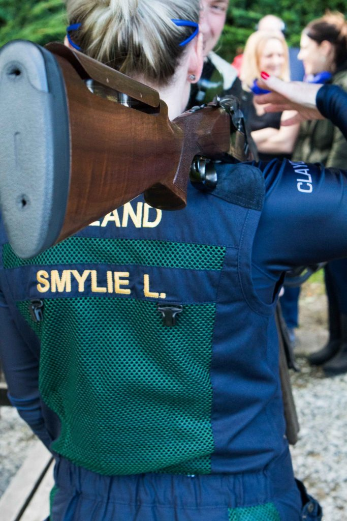 Go clay pigeon shooting, try archery and air rifle shooting at Foymore Lodge, Co Armagh. IMG_2250